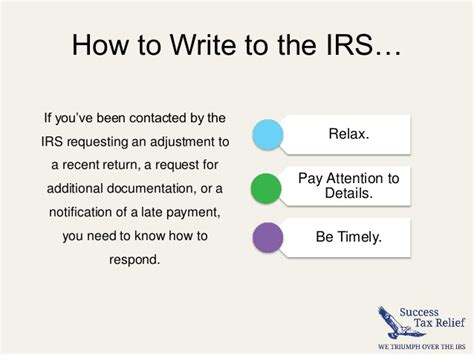 How To Write a Letter of Explanation to the IRS. From