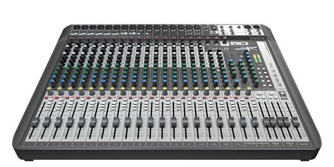 Mixer Soundcraft Fx 16 signature 22 mtk soundcraft professional audio mixers