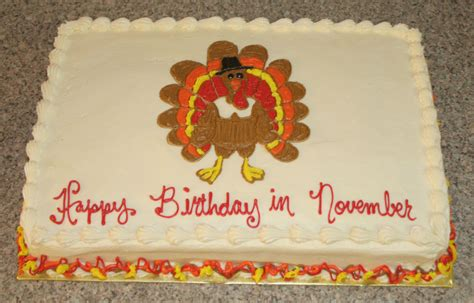 birthday themes for november november family birthday cake ideas and designs