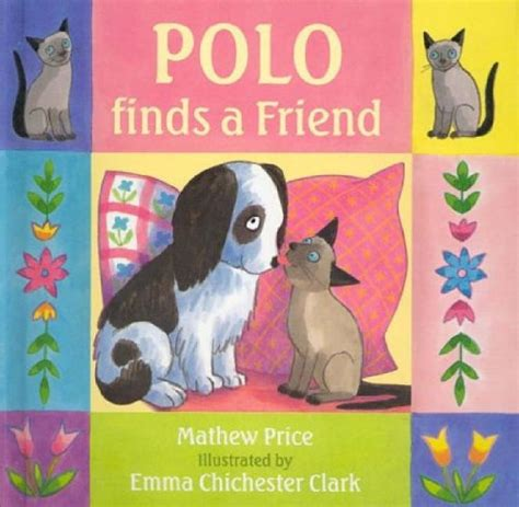 finley finds a friend books children s books reviews polo finds a friend bfk no 151