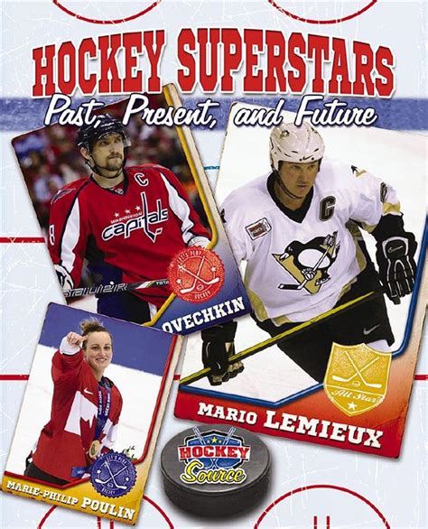 fast superstars of the new nhl books hockey superstars past present and future hc