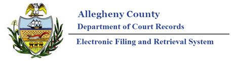 Dept Of Court Records Allegheny County Department Of Court Records