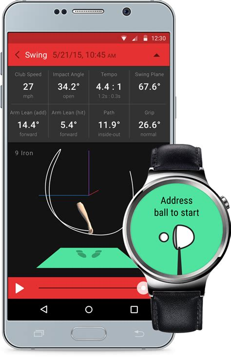 swing analyzer understanding swing analyzer parameters golf