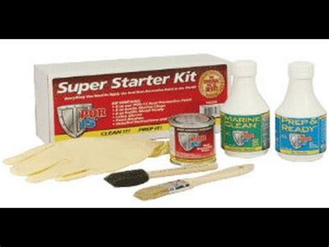 por15 starter kit how to apply