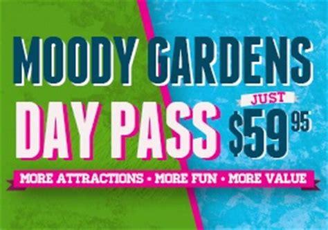 moody gardens galveston coupons