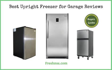 upright freezer  garage    avoid