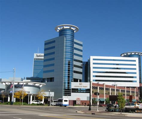 Radisson Plaza Hotel Expansion Byce & Associates, Inc.