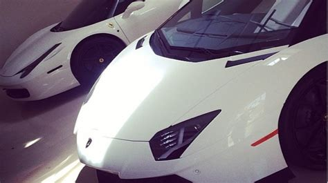 Disick Lamborghini The Lord Disick Rocks All White And