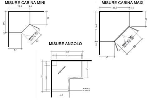 misure armadio ad angolo armadio ad angolo per tutti i gusti e tutte le dimensioni