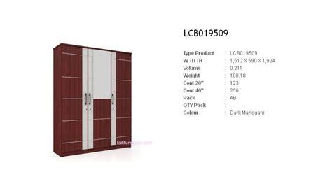 Lemari Olympic 2 Pintu lcs 019509 new everest lemari baju olympic 2 pintu