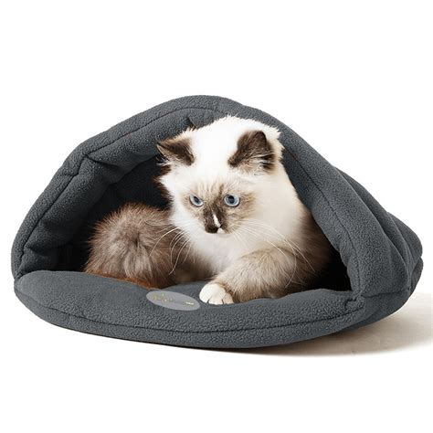 m and l puppy s m l pet cat puppy nest bed soft warm cave house soft sleeping bag mat pad alex nld