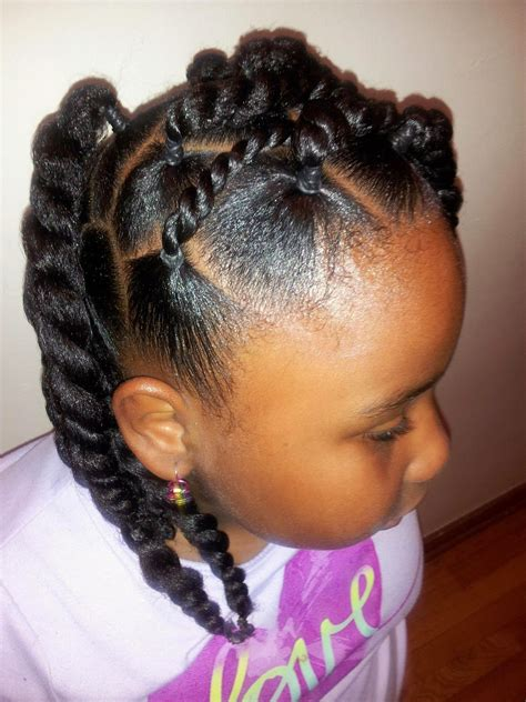 natural kids hairstyles google search little girl