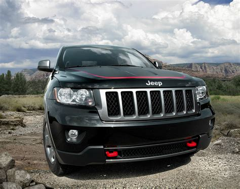 jeep grand cherokee trailhawk grey introducing the 2013 jeep 174 grand cherokee trailhawk the