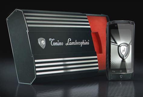 Tonino Lamborghini Tonino Lamborghini Launches 4 000 Antares Android