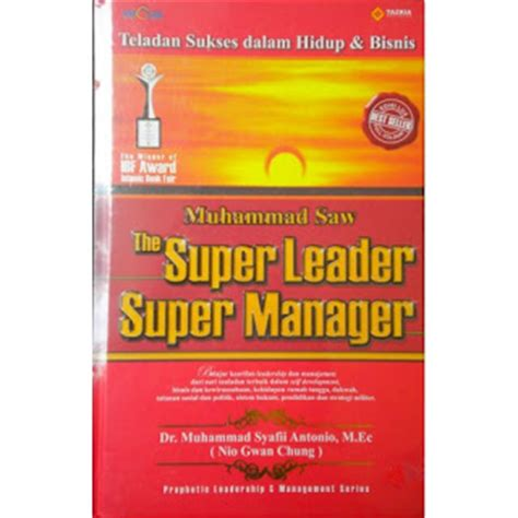Nabi Muhammad Saw The Leader Manager Edisi Biasa muhammad saw the leader manager spectrum 8