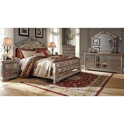 birlanny upholstered bedroom set jennifer furniture