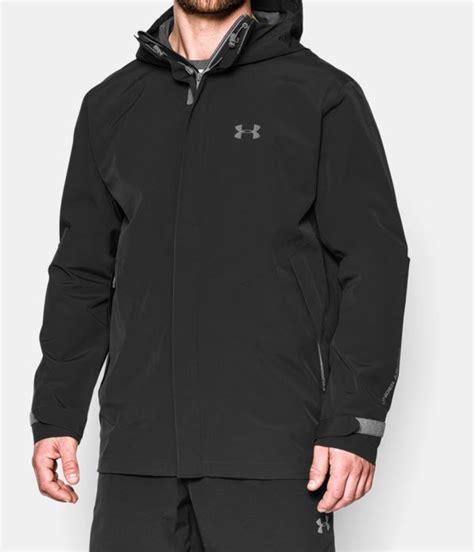 Jaket Inv Pollux Waterproof Black s ua sonar waterproof jacket armour us