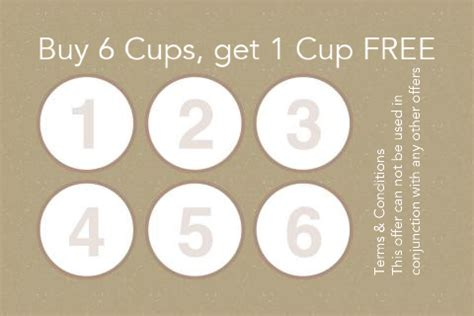 loyalty card template coffee loyalty cards www pixshark images galleries