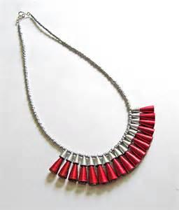 Handmade Paper Jewellery - handmade jewelry collections paper necklace