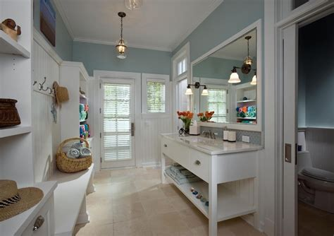 Mudroom Bathroom Ideas mudroom ideas cottage laundry room burns and beyerl