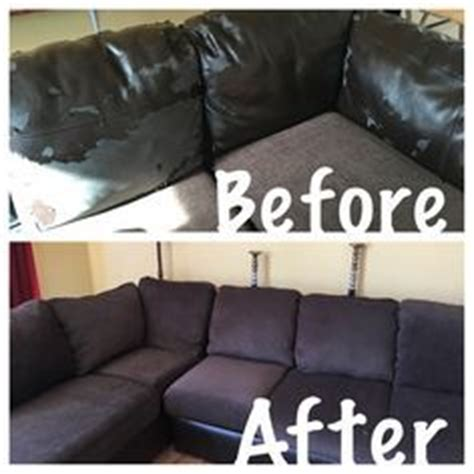 how to reupholster a reclining sofa 25 best ideas about couch cushions on pinterest