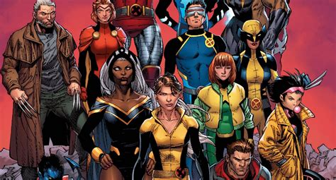 x men marvel s new x men what you need to know screen rant