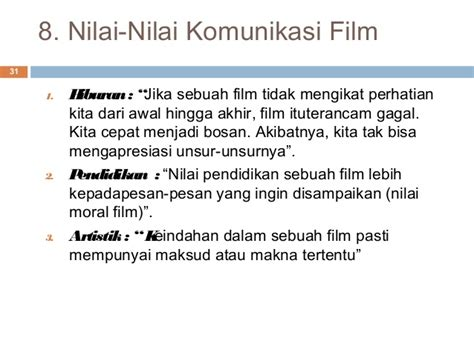 nilai moral dari film operation wedding komunikasi film 2016
