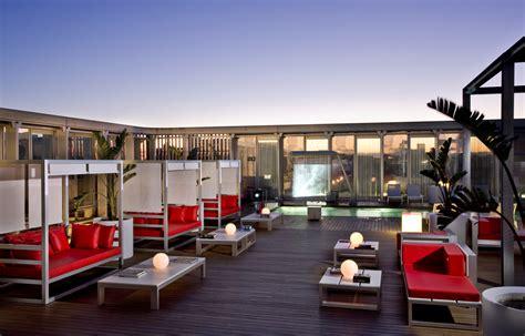 terrasse w barcelona terrazas premium en los hoteles de barcelona 161 c 211 cteles en