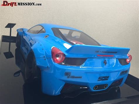 Rc 458 Racing Car Scale 114 sfida rc 458 liberty walk kit driftmission your home for rc drifting