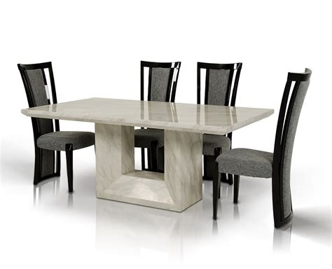 modern marble table l mozart modern marble dining table