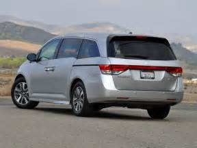 2014 Honda Odyssey Information Blind Spot Information System 2014 Honda Odyssey Honda