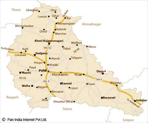 city map of pune pune city maps pune tourist map pune road map