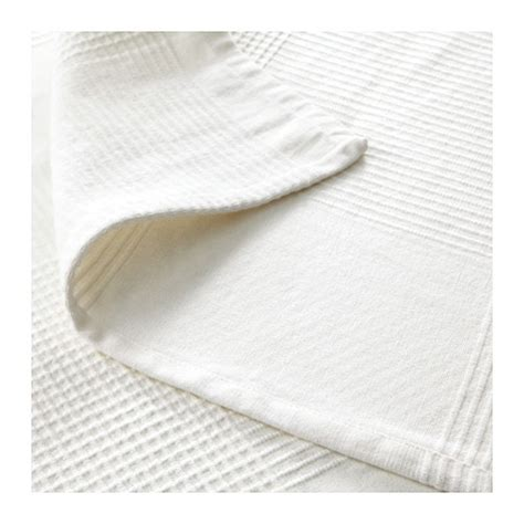 Indira Ikea by Indira Bedspread White 250x250 Cm Ikea