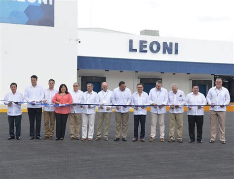 germany based manufacturer leoni opens wiring systems