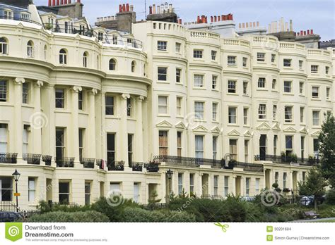 Old Victorian House Plans brighton street regency period flats england editorial