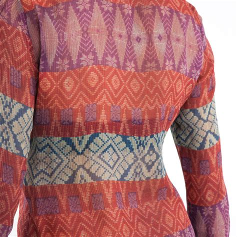 New Songket Shirt by Malca
