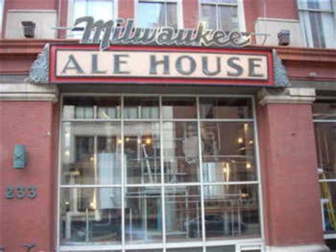 milwaukee ale house music milwaukee ale house