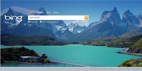 bing search worldwide it s all about tech and soft microsoft s bing gets major