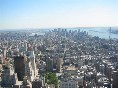 Lepaparazzi News Update In The City Back On by File Downtown New York City From The Empire State Building