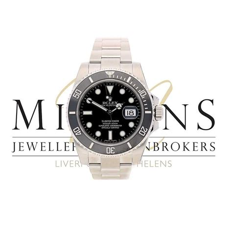 Rolex 2014 Models gents rolex submariner 116610ln 2014 model miltons diamonds