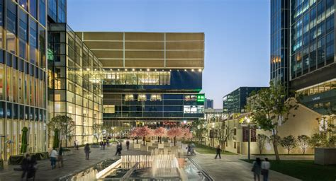 Modern Exterior Design by Jing An Kerry Centre Kpf