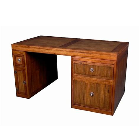 Home Office Desk With Drawers by Desk 3 Drawers 1 Door Deauville Home Office Furniture