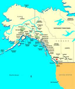 map of canada whistler whistler bc canada discount cruises last minute