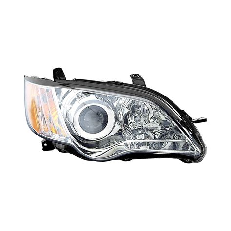 subaru legacy headlights replace 174 subaru legacy with factory halogen headlights