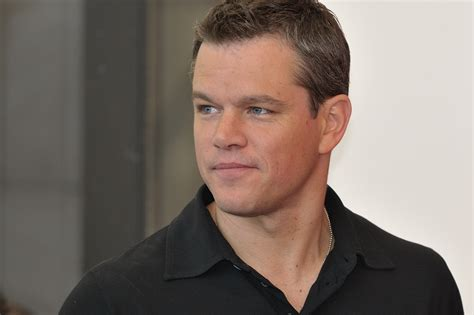 50 Photos Matt Damon 50 interesting facts about matt damon boomsbeat