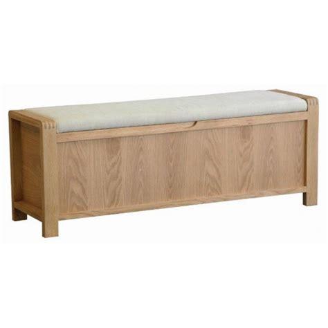 ercol bench ercol bosco 1369 storage bench