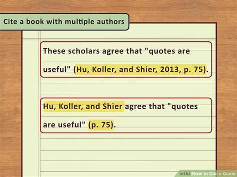 now that you mention it a novel books 4 easy ways to cite a quote with pictures wikihow
