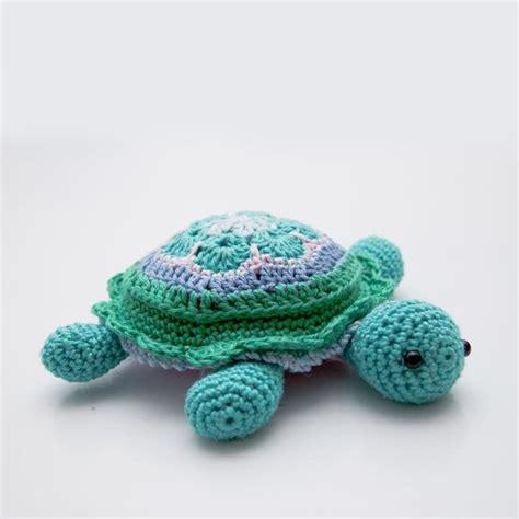 pattern crochet turtle crochet african flower turtle pincushion free pattern