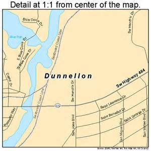 dunnellon florida map 1218675