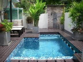 Small Backyard With Pool 30 Ideas For Wonderful Mini Swimming Pools In Your Backyard